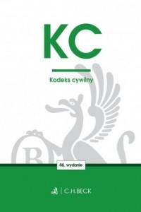 Kodeks cywilny - okładka książki