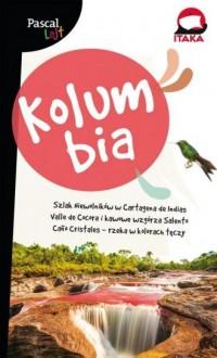 Kolumbia - okładka książki