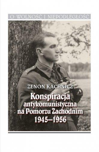 Konspiracja antykomunistyczna na - okładka książki