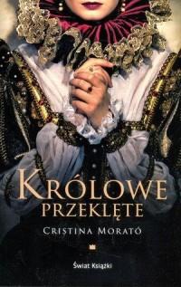Królowe przeklęte - okładka książki
