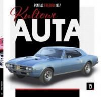 Kultowe Auta 15. Pontiac Firebird 1967 - okładka książki