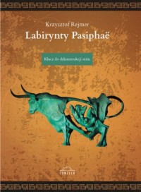 Labirynty Pasiphaë - okładka książki