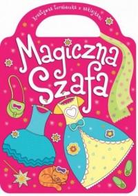 Magiczna szafa - okładka książki