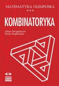 Matematyka olimpijska. Kombinatoryka - okładka książki