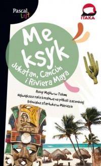 Meksyk. Jukatan, Cancuń i Riviera Maya - okładka książki