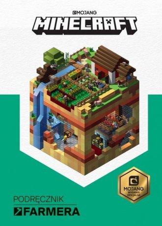 Minecraft. Podręcznik farmera - okładka książki