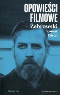 Opowieści filmowe - okładka książki