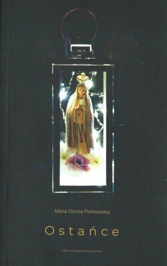 Ostańce - okładka książki