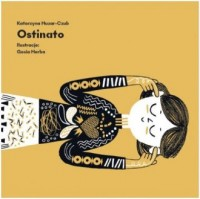 Ostinato - okładka książki