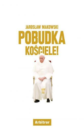 Pobudka, Kościele! - okładka książki