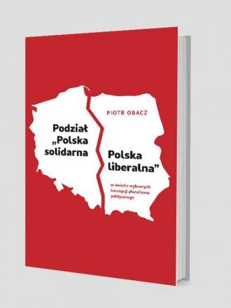 Podział Polska solidarna. Polska - okładka książki