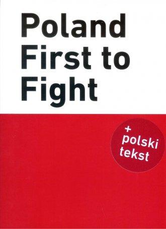 Poland First to Fight - okładka książki