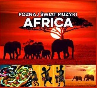 Poznaj świat muzyki. Africa - okładka płyty