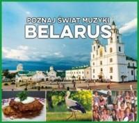 Poznaj świat muzyki. Belarus - okładka płyty
