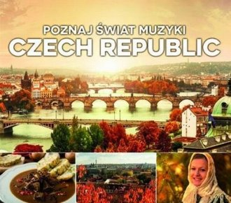 Poznaj świat muzyki. Czech Republic - okładka płyty