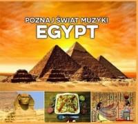 Poznaj świat muzyki. Egypt - okładka płyty