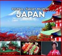 Poznaj świat muzyki. Japan - okładka płyty