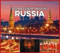 Poznaj świat muzyki. Russia - okładka płyty