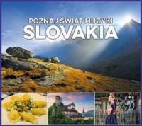 Poznaj świat muzyki. Slovakia - okładka płyty