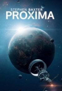 Proxima - okładka książki