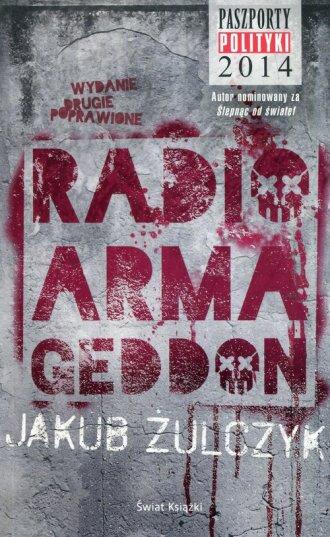 Radio Armageddon - okładka książki