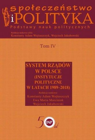 Społeczeństwo i polityka. Podstawy - okładka książki