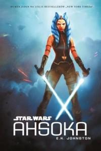 Star Wars Ahsoka - okładka książki