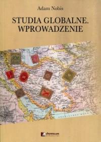 Studia globalne. Wprowadzenie - okładka książki