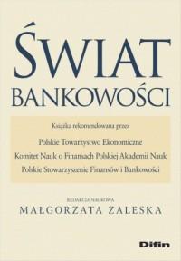 Świat bankowości - okładka książki