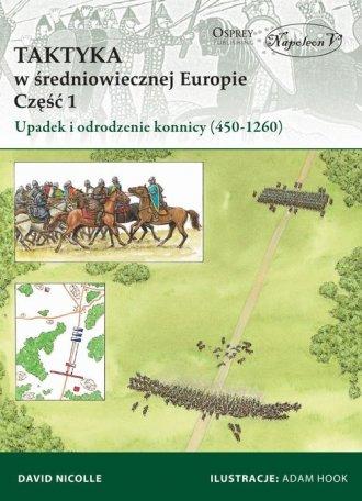 Taktyka w średniowiecznej Europie - okładka książki