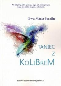 Taniec z kolibrem - okładka książki