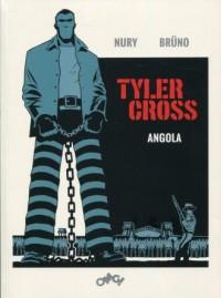 Tyler Cross 2. Angola - okładka książki