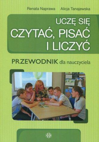 Uczę się czytać, pisać i liczyć. - okładka książki