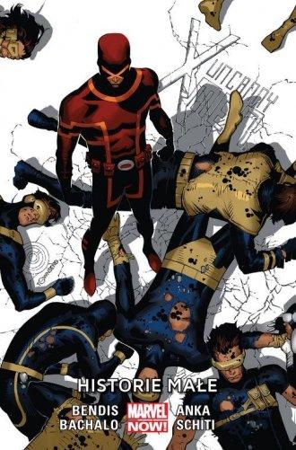 Uncanny X-Men. Tom 6. Historie - okładka książki