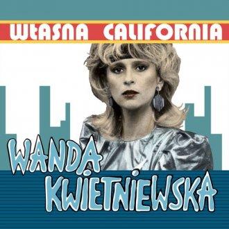 Własna California - okładka płyty
