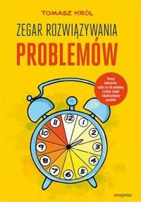Zegar rozwiązywania problemów - okładka książki