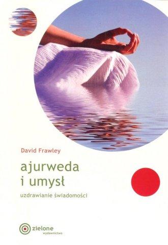 Ajurweda i umysł - okładka książki