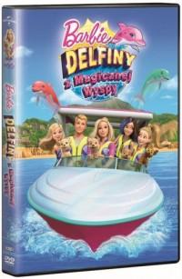 Barbie Delfiny. Z Magicznej Wyspy - okładka filmu