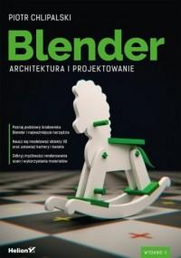 Blender. Architektura i projektowanie - okładka książki