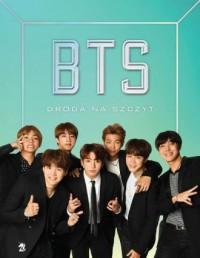BTS. Powstanie Bangtan - okładka książki