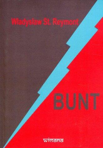 Bunt - okładka książki