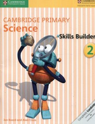 Cambridge Primary Science Skills - okładka podręcznika