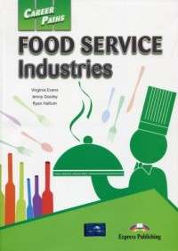 Career Paths Food Service Industries Students Book + DigiBook - okładka podręcznika
