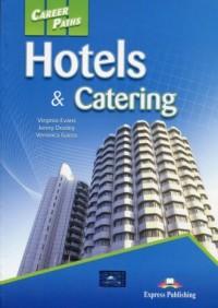 Career Paths Hotels & Catering Students Book + DigiBook - okładka podręcznika