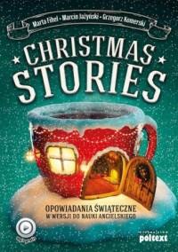 Christmas Stories. Opowiadania świąteczne w wersji do nauki angielskiego - okładka podręcznika