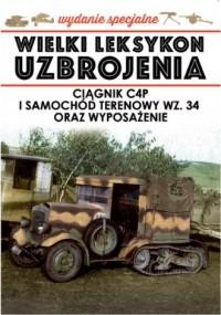 Ciągnik C4P i wyposażenie - okładka książki