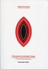Cierpienia młodej Hany - okładka książki