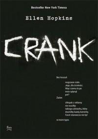 Crank - okładka książki