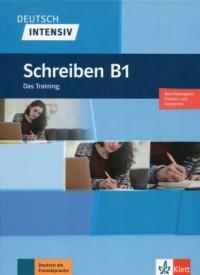 Deutsch Intensiv Schreiben B1 Das Training - okładka podręcznika