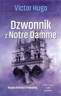 Dzwonnik z Notre Damme - okładka książki